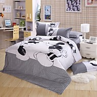 top queen size mickey mouse beddengoed, Minnie Mouse beddengoed sets Mickey en Minnie beddengoed dekbedovertrek sets voor kinderen