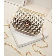 Women PU Shoulder Bag White / Gold / Silver / Black