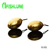 Rybářské doplňky Rybářská zlatý tygr Kov - AfishlureMořský rybolov / Muškaření / Bait Casting / Rybaření v ledu / Spinning / Jigging /