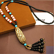 A thousand eyes of the Buddha Necklace high grade clothing accessories pendant(Random Color)