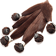 Υφάνσεις ανθρώπινα μαλλιών Βραζιλιάνικη Drept 12 μήνες υφαίνει τα μαλλιά