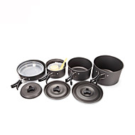 SY500   Four-Five  People Portable Set Of  4 Pots