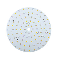 youoklight® 18waty 1600lm 3500 / 6000K teplé bílé světlo / bílé světlo 92-2835 SMD LED světelný zdroj (AC 110 ~ 250V)