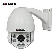 zoneway zw-nc870m-p venkovní 1080p HD 2,0 megapixelu PTZ ir speed dome kamera / 10x optický / 50 m noční vidění