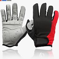 IZUMI® Sports Gloves Women's / Men's Cycling Gloves Spring / Autumn/Fall / Winter Bike Gloves Anti-skidding / ShockproofFull-finger