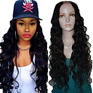 Best Body Wave U Part Human hair Wig Wavy Upart Peruvian Virgin Hair U Part Wig 1*4 Opening with Lace 130density