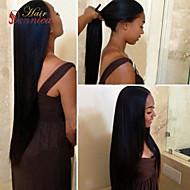 parrucca di capelli umani remy brasiliani moda della parrucca umana anteriore del merletto dei capelli umani parrucca piena diritta