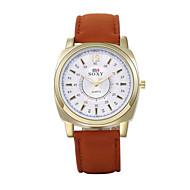Xu™ Men's Fashion Quartz Dress Watch