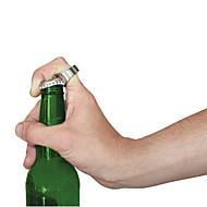 Oblik prsten prijenosni inox piva pića otvarač za boce