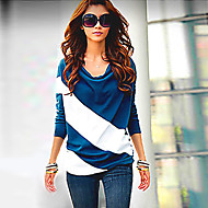 T-Shirt TS A cappuccio Manica lunga Cotone