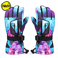 Professional All-weather Waterproof Thermal Skiing Gloves Motorcycle Winter Waterproof Sports Outdoor Gloves NS5001