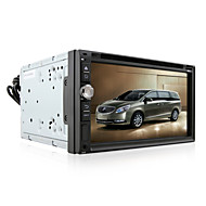 Auto DVD-Player - Universell - 6,95 Zoll - 800 x 480