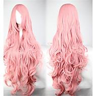 달콤한 로리타 90CM 롱 / 엑스트라로 긴 핑크 로리타 가발