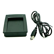 15 Stil Ausgabeformat 125kHz em id usb rfid Leser 4 Byte dezimal 8h10d usb Desktop-Kartenleser keine Treiber