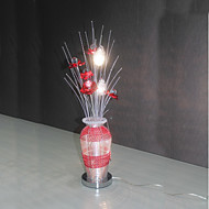 Pöytävalaisimet - Metalli - Moderni/Perinteinen/Uutuus - Kristalli/LED/Kaari