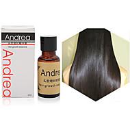 Andrea crecimiento del cabello pérdida del cabello esencia 20ml de líquido rápido crecimiento del cabello rayos de sol denso pelo crezca
