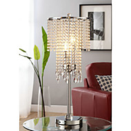 Desk Lamps Crystal Traditional/Classic Metal