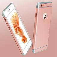 luxury erittäin ohut himmeä iskunkestävä pc takakannen iPhone 7 7 plus 6s 6 plus