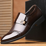 Men's Shoes Amir 2016 New Style Hot Sale Office & Career/Casual Patent Leather Loafers Black / Brown