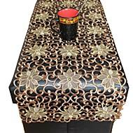 1 Polyester Rectangulaire Nappes de tableDéco d'Intérieur / Hôtel Dining Table / Décoration Wedding Party / Wedding Banquet / Décorations