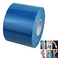 Elastic Cotton Motion Bandage Muscle Paste Kinesiology Tape Blue Black Green