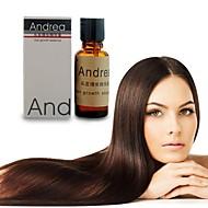 2stk andrea hårvekst anti håravfall væske 20ml tett pels rask sunburst hårvekst vokse ugyldig refusjon alopecia