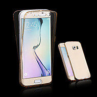 for Samsung Galaxy A3 A5 2017 360 Degrees The Ultimate Protection TPU Soft Back Case for Samsung Galaxy 2016 A310 A510 A710
