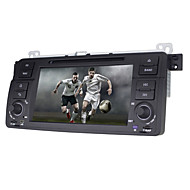 Quad-Core 1 DIN Android 4.4 Car DVD GPS Navigation for BMW E46 with 7 Inch 1024*600 Resolution,Radio,WIFI,Bluetooth