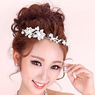 горячий высокосортных бриллиант жемчуг головной убор аксессуары для волос свадебные аксессуары