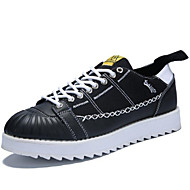 Men's Shoes Outdoor / Office & Career / Party & Evening / Athletic / Casual Synthetic Athletic Shoes Black / Blue