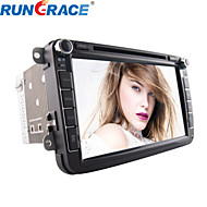 """8"""" 2 Din Car DVD Player for  Volkswagen With Bluetooth,GPS,FM,RL-522WGN03"""