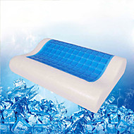Summer Cooling Pillow Space Soft Protection Health Care 100% Memory Foam Pillow Wave Comfortable Sleep 60*40*12/10CM