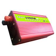 1000w veículo inversor solar 48v transformador conversor de energia a 220V com ventilador