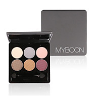 MYBOON® 6Colors Professional Matte Eyeshadow Concealer Makeup