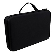 GOPRO Large Size Storage Bag With Handle Hero3+ For GoPro Hero 4/3+/3/2/1 Material: EVA  32.5*21.7*6.5CM