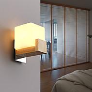 Chandeliers muraux LED / Style mini Moderne/Contemporain Bois/bambou