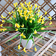 High Quality Calla Lily Flowers Silk Flower Silk Flower Artificial Flowers for Home Decoration 1pc/set
