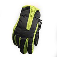 Kinder Handschuhe Eislaufen / Schnee Sport / Alpin Ski warm halten / Windundurchlässig Frühling / Herbst / Winter Grün / Rot / Blau-Sport-