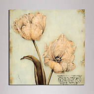Mini Size Flowers Canvas Print One Panel Ready to Hang