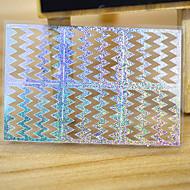 - Finger / Zehe - 3D Nails Nagelaufkleber / Nail Schmuck - Andere - 5sheets Stück - 13*7.5 cm