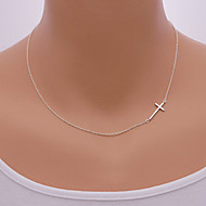 Alloy Necklace Pendant Necklaces Daily / Casual 1pc