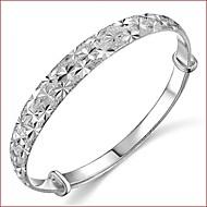 Armreife 1 Stück,Silber Armbänder versilbert Schmuck Damen