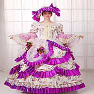 Steampunk®Georgian Victorian Gown Party Dress Marie Antoinette  Rococo Style Wedding Dresses