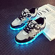 Zaobljene cipele-Umjetna koža-Modne tenisice-BOY