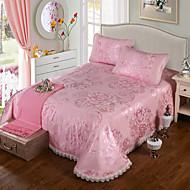 yuxin®ice jacquard ledd vaskbar blonder seng skjørt sommer liggeunderlag med eget luftkondisjonerte seter beding sett