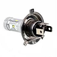 30w H4 주도 등 크리어 2천8-2천16년의 플리머스 안개 램프 자동차 높은 빔 램프 낮은 자동차 로우 빔 램프
