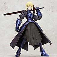 Fate/stay night Saber 15CM Anime Actionfigurer Modell Leksaker doll Toy