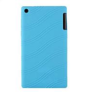 """kauczuk silikonowy futerał skóry żel pod przykrywką karcie Lenovo 2 a7-30 7 """"tablet (różne kolory)"""