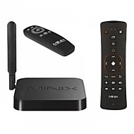 MINIX NEO X8-H + A2 Quad Core TV Box with XBMC,2GB, 16GB + Fly AirMouse with Speaker, Microphone