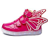 לבנים / לבנות-נעלי ספורט-סינטתי / טול-נוחות / חדשני-כחול / ירוק / אדום כהה-שטח / קז'ואל / ספורט / מסיבה וערב-עקב שטוח